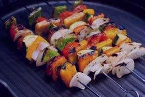 طرز تهیه کباب سبزیجات رژیمی , کباب سبزیجات رژیمی , کباب سبزیجات