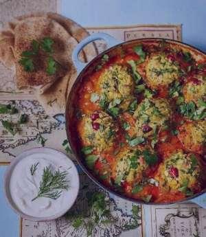 طرز تهیه کوفته شیرازی , کوفته شیرازی , روش پخت کوفته شیرازی