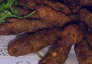 طرز تهیه کباب گوشت و بلغور , کباب گوشت و بلغور , دستور پخت کباب گوشت و بلغور