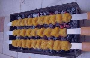 طرز تهیه کباب کوبیده مرغ , کباب کوبیده مرغ , روش پخت کباب کوبیده مرغ