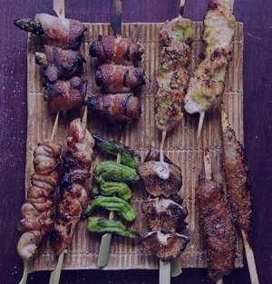 طرز تهیه کباب ژاپنی , کباب ژاپنی , روش پخت کباب ژاپنی