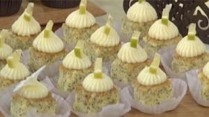 طرز تهیه کیک لیمو با تخم خرفه , کیک لیمو با تخم خرفه , دستور پخت کیک لیمو با تخم خرفه