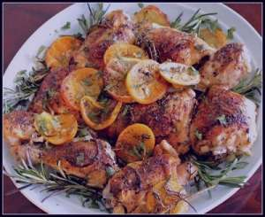 طرز تهیه کباب مرغ با رزماری , کباب مرغ با رزماری , روش تهیه کباب مرغ با رزماری