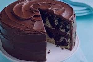 طرز تهیه کیک موز شکلاتی , کیک موز شکلاتی , دستور پخت کیک موز شکلاتی