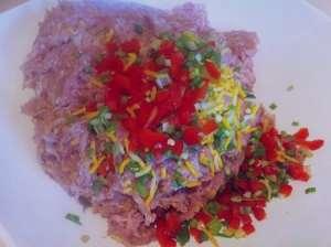طرز تهیه کباب فلفلی , کباب فلفلی , روش پخت کباب فلفلی