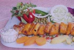 طرز تهیه ماهی کباب بندری , ماهی کباب بندری , ماهی کباب