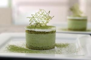 طرز تهیه کیک چای سبز , کیک چای سبز , روش پخت کیک چای سبز