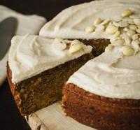 طرز تهیه کیک بادام , کیک بادام , دستور پخت کیک بادام