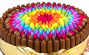 طرز تهیه کیک اسمارتیز شکلاتی , کیک اسمارتیز شکلاتی , دستور پخت کیک اسمارتیز شکلاتی