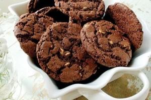 طرز تهیه کلوچه شکلاتی رژیمی , کلوچه شکلاتی رژیمی , دستور پخت کلوچه شکلاتی رژیمی