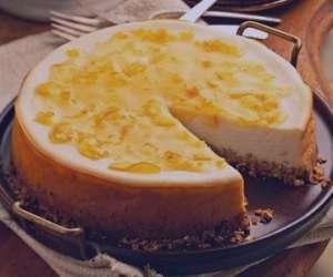 طرز تهیه کیک پنیر با سیب , کیک پنیر با سیب , دستور پخت کیک پنیر با سیب