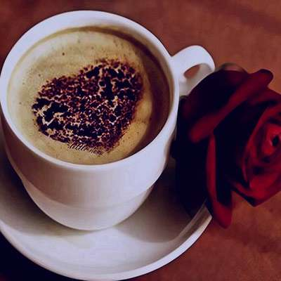 شعر در مورد قهوه