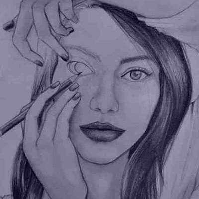 شعر در مورد صورت و سیرت زیبا