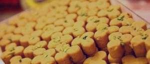 طرز تهیه شیرینی نخودچی , شیرینی نخودچی , روش پخت شیرینی نخودچی