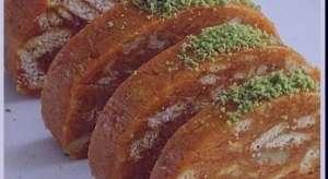 طرز تهیه شیرینی موزاییکی هویج , شیرینی موزاییکی هویج , دستور پخت شیرینی موزاییکی هویج
