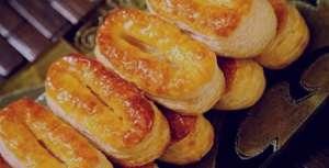 طرز تهیه شیرینی زبان و پاپیون , شیرینی زبان و پاپیون , شیرینی زبان