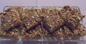 طرز تهیه اسلایس بادام و دارچین , اسلایس بادام و دارچین , دستور پخت اسلایس بادام و دارچین