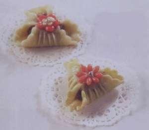 طرز تهیه شیرینی مثلثی , شیرینی مثلثی , دستور پخت شیرینی مثلثی