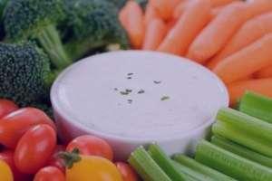 طرز تهیه سس سبزیجات با ماست , سس سبزیجات با ماست , سس سبزیجات