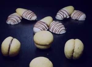 طرز تهیه شیرینی انگشتی بادامی , شیرینی انگشتی بادامی , شیرینی انگشتی