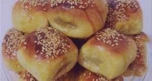 طرز تهیه شیرینی دانمارکی , شیرینی گل محمدی , شیرینی دانمارکی