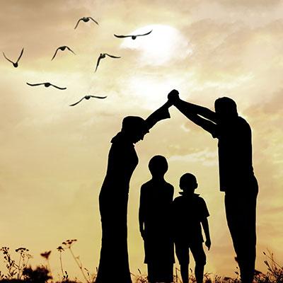 شعر در مورد پدر و مادر