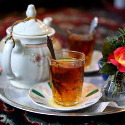 شعر در مورد چای