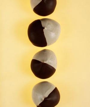 طرز تهیه مرنگ اسپرسو شکلاتی , مرنگ اسپرسو شکلاتی , مرنگ شکلاتی