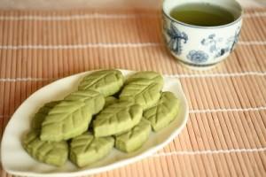 طرز تهیه بیسکویت چای سبز , بیسکویت چای سبز , دستور پخت بیسکویت چای سبز