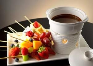 طرز تهیه فوندوی شکلاتی , فوندوی شکلاتی , دستور تهیه فوندوی شکلاتی