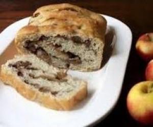 طرز تهیه نان سیب , نان سیب , کیک سیب