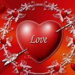 گالری دانلود عکس قلب شکسته عاشقانه زیبا انسان و گل فانتزی برای پروفایل