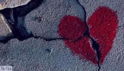 عکس قلب , عکس قلب شکسته , عکس قلب عاشقانه انسان , عکس قلب و گل فانتزی