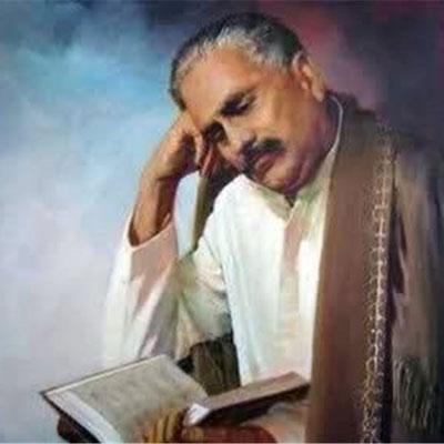 اشعار اقبال لاهوری