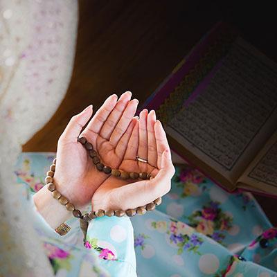 شعر در مورد دعا