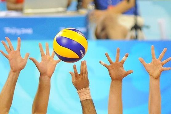 شعر در مورد والیبال