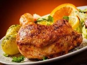 طرز تهیه مرغ سرخ شده با لیمو عمانی , مرغ سرخ شده با لیمو عمانی , روش پخت مرغ با لیمو عمانی