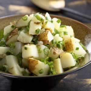 طرز تهیه سالاد سیب زمینی ایتالیایی , سالاد سیب زمینی ایتالیایی , سالاد سیب زمینی