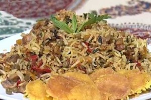 طرز تهیه نخود پلو با سبزیجات , نخود پلو با سبزیجات , نخود پلو با سبزیجات ترکیه ای