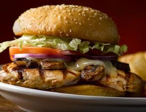 طرز تهیه ساندویچ مرغ و قارچ , ساندویچ مرغ و قارچ , روش تهیه ساندویچ مرغ و قارچ