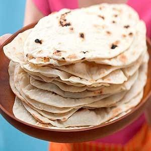 طرز تهیه تورتیا , تورتیا , نان تورتیا مکزیکی