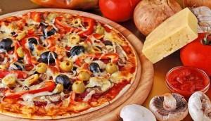 طرز تهیه پیتزای ایتالیایی , پیتزای ایتالیایی , پیتزا ایتالیایی