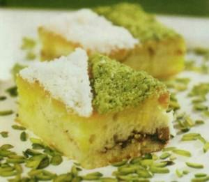 طرز تهیه کیک پسته ای , کیک پسته ای , کیک پسته ای یوهانس بر آلمانی , کیک پسته ای یوهانس بر