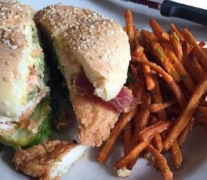 طرز تهیه ساندویچ مرغ با سیب زمینی , ساندویچ مرغ با سیب زمینی , ساندویچ مرغ