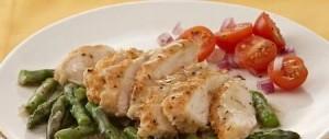 طرز تهیه مرغ و مارچوبه , مرغ و مارچوبه , دستور تهیه مرغ و مارچوبه