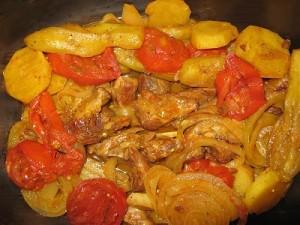 طرز تهیه تاس کباب با مرغ , تاس کباب با مرغ , تاس کباب مرغ