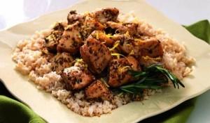 طرز تهیه برنج و مرغ ایتالیایی , برنج و مرغ ایتالیایی , دستور تهیه برنج و مرغ ایتالیایی