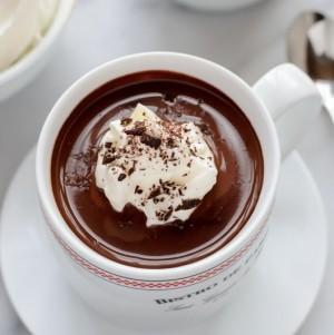 طرز تهیه کاکائوی داغ مکزیکی , کاکائوی داغ مکزیکی , شکلات داغ مکزیکی