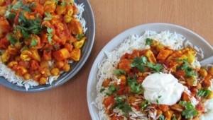 طرز تهیه غذای سبزیجات , غذای سبزیجات هندی , غذای هندی با سبزیجات