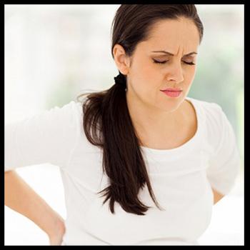 کمر درد و عفونت رحم , رابطه عفونت رحم و کمر درد , عفونت رحم باعث کمردرد میشود , کمر درد ناشی از عفونت رحم